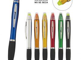 Boligrafo-con-Reasaltador-de-Cera-Ref-VENTURA CE