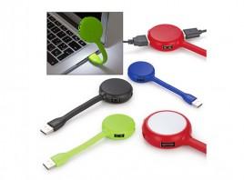 Linterna-y-HUB-USB-Shiny-TE0289