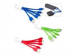 Multicargador-USB-4-en-1-TE0296