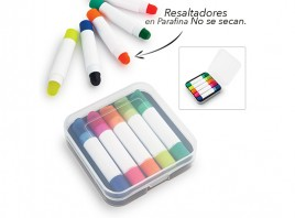 Set-Resaltadores-Wax-5-ES0567