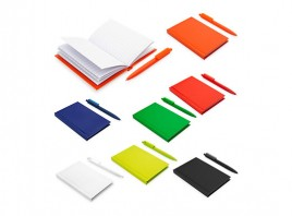 Libreta-con-Boligrafo-Chrome-OF0482